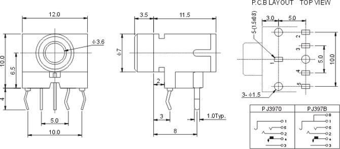 电路 电路图 电子 原理图 670_294