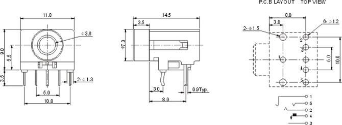 电路 电路图 电子 工程图 平面图 原理图 670_246