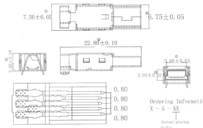 我司专业生产USB连接器/迷你USB插头/DC头等一系列产品MINIDIN迷你钉公头母头:3P4P5P6P7P二排三排8P小9P中9P铜环保铁环保铜环保半金锡铁环保半金锡铜长管22.2mm14.5mm16.5mm22mmDIN母头公头4P5P6P7P8P9P13PMINIUSB系列:MNIUSB4P三件/二件MINIUSB5P超薄/普通MINIUSB8P铁环保/铜环保/铜镀金等手机插头:MICRO5P超薄MINI8P焊线式USB系列:AF90/180度AM/BM短体AM直板/折叠一体式/二件/三件环保/普